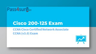 Quick Way To Clear CCNA 200-125 Exam With 200-125 Dumps PDF