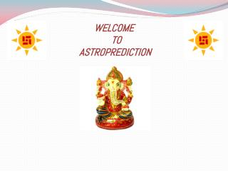 AstroPrediction is an online platform to share knowledge of Astrology spirituality at one Place.