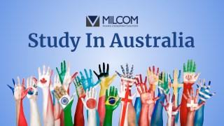 Best Institute to Study in Australia - MILCOM Institute