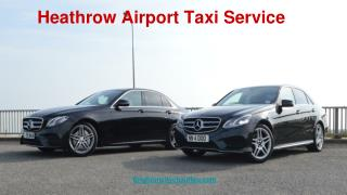 Heathrow Airport Taxi Service | Gatwick Airport Taxi Service