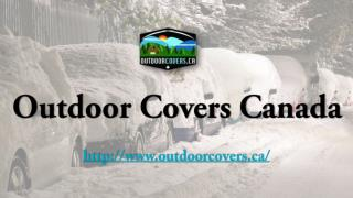 Car Covers | Outdoor Covers Canada