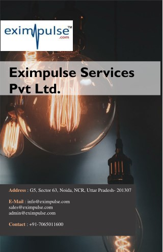 Export-Import Data Provider-Eximpulse Services