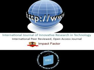 International journal of engineering and technology innovation