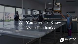 All You Need to Know About Flexitanks - Fluid Flexitanks