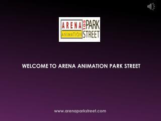 Short Term Certification Courses - Arena Animation Park Street