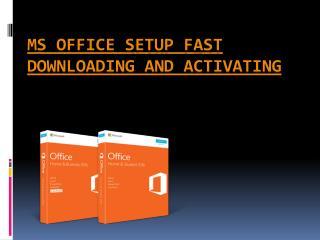 Microsoft Office 365 | Office Setup 365 | Office.com/Setup