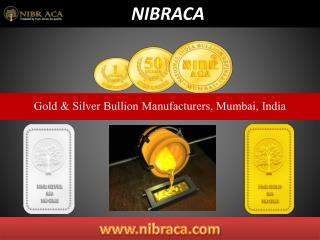 Gold & Silver Bullion Wholesalers, Manufacturers, Supplier & Dealers in india