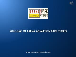 VFX Training Course Based in Kolkata - Arena Animation Park Street