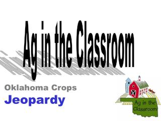 Ag in the Classroom