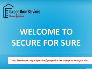 Ppt Garage Door Spring Repair Specialists Greensboro