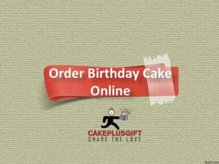 Cakes Delivery in Hyderabad, Order birthday cake online Hyderabad - Cakeplusgift