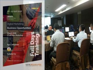 62812 8214 5265 || Pelatihan Digital Marketing Video Jakarta 2018, Pelatihan Digital Marketing Website 2018