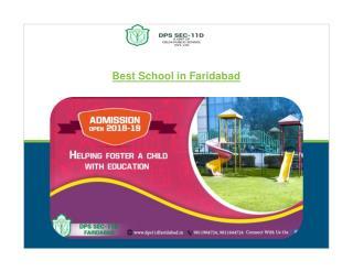 Best Schools in Faridabad | School Admission Open