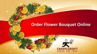 Order Flower Bouquet Online Hyderabad, Flower Delivery Hyderabad - Cakeplusgift