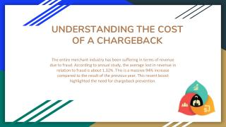 UNDERSTANDING THE COST OF A CHARGEBACKS