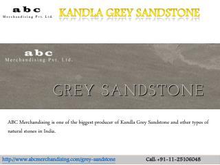 Kandla Grey Sandstone, Grey Indian Sandstone Patio