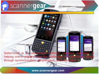 Android warehouse software | scannergear.com
