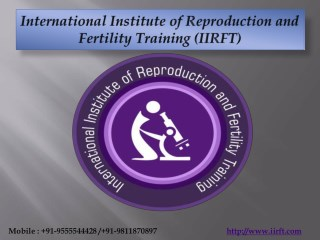 IVF training in india