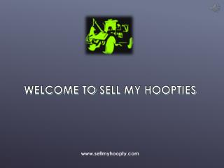 Junk Cars Buyer Company in Tampa – SellMyHoopty