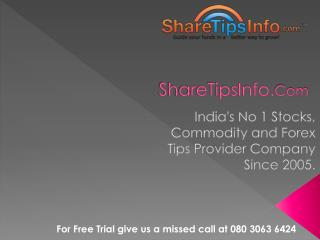 SHARETIPSINFO Nse, Bse Intraday Trading in Stock Market