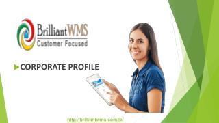 Corporate Profile PPT