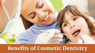 Benefits of Cosmetic Dentistry Services
