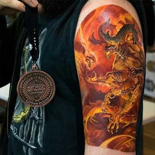 Tattoo Melbourne Tattoo Shops Melbourne The Top 12 Parlours
