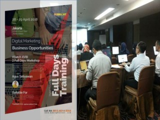 62812 8214 5265 || Kursus Digital Marketing Bebrightevent Jakarta 2018, Kursus Digital Marketing Branding 2018