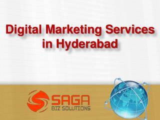 Top 10 Digital Marketing Companies in Hyderabad, Best digital marketing companies in Hyderabad – Saga Bizsolutions