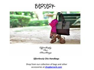 Women's Bag Store and Fashion Accessories Online