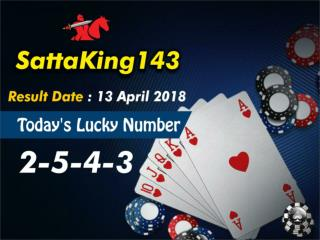 KALYAN 13/04/2018 JODI TIPS AND TRICK, KALYAN MATKA DHAMAKA
