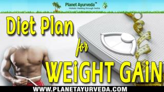 Diet Plan For Weight Gain | A Simple Diet Chart To Gain Weight Naturally