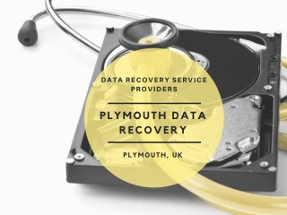 Plymouth Data Recovery Services