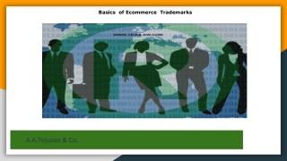 Basics of ecommerce Trademark