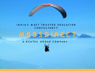 MBBSdirect brochures