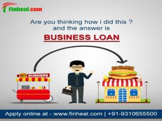 Business Loan in Patna at Low Interest