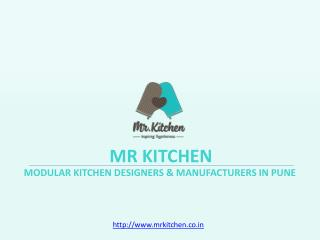 Mr. Kitchen | Modular Kitchen Designer & Manufacturer in Pune
