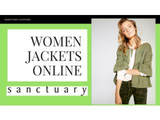 Women Jackets Online