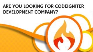 Codeigniter Development Company – Protonbits