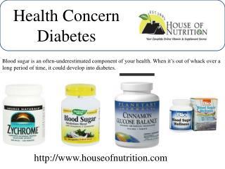 Health Concern Diabetes