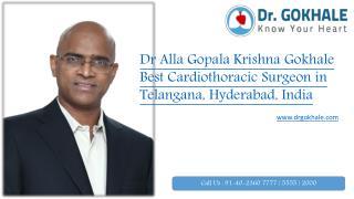 Dr Alla Gopala Krishna Gokhale | Best Cardiothoracic Surgeon in Hyderabad at Apollo Hospitals,Jubilee Hills