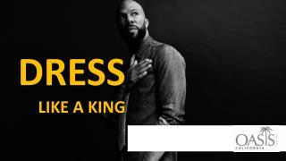Dress Like a King with a Wide Range of Shirts