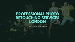Professional Photo Retouching Services By OJI