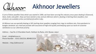 Akhnoor Jewellers