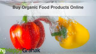 Buy Organic Food Products Online