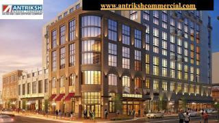 Antriksh Commercial The Best Real Estate Solution