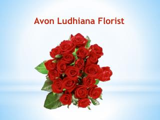 Flower Delivery in Ludhiana
