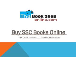 Buy Best Books For SSC CGL 2018|Best Prices
