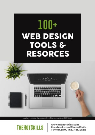 100 Web Design Tools & Resources