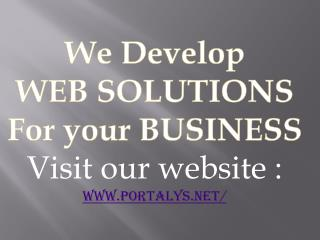 Website Design Company in Lebanon